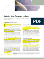 InsightsintoCustomerInsights Highlighted