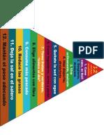 Piramide 12 Consejos Saludables