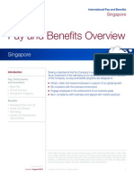Pay and Benefits Singapore Boeing