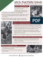 march 2013 bond fact sheet
