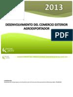 Desenvolvimiento Sector Agroindustrial 2013