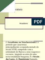 Arcadismo 18-06