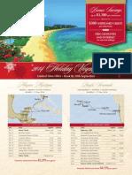PRO40565 OC Holiday Cruise Flyer_WORLD