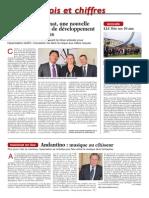 Article Dans La Tribune Le 20 Juin 2014