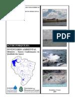 Inventario Ambiental Do Acude Forquilha