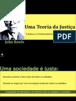 Teoria de justiça de John Rawls