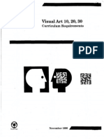 Visual Art Curriculum Canada