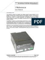 410040C Modbus Translator Tech Ref