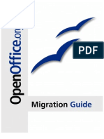 OpenOffice MigrationGuide