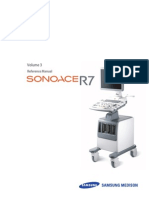 SonoAce R7 Reference Manual