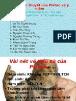 Triet hoc Platon
