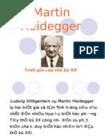 Martin Heidegger Nhom VIEN XA HOI HOC