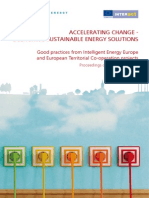 Accelerating Change Delivering Sustainable Energy Solutions