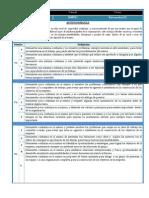Autoconfianza - Catalogo de Competencias
