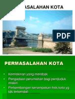 2 Permasalahan Kota
