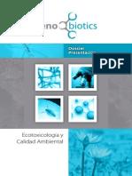 Dossier Servicios Biotecnologia