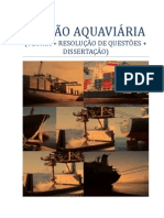 Aula 01 Gestão Aquaviária (Antaq 2014)