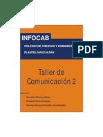 Libro Comunicacion 2 Infocab Cchn