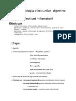 Fiziopatologia Afectiunilor Digestive- Editat