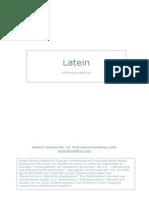 Latein-Skript