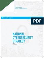 Kenya National Cybersecurity Strategy-2014