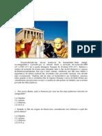 Banco de Questoes_civilizacoes Da Antiguidade