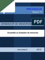 Grabador de Memorias