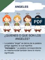 Ángeles, Grupo Juvenil