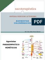 FG SNA Parasimpaticomimeticos