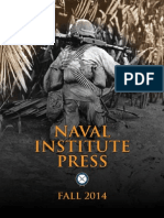 Naval Institute Press Fall 2014 Catalog