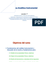 Quimica Anal Instrumental Generalidades IMP