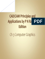 Cad Cam Com Graphic