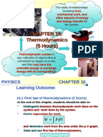 Physics Thermo