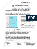 Network Transformation - White Paper V1