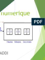 électronique numerique