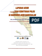 Aceh Polioce Needs Assessment Report BAHASA