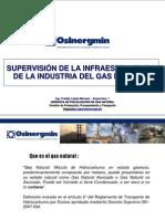 8.Supervision de La Infraestructura de La Industria Del Gas Natural