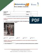 MIII-U1-Actividad 1. Ecuaciones Lineales