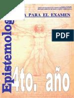 Guia Epistemologia