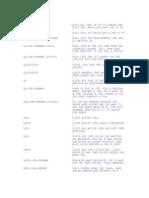 CA7 Command Lists[1]