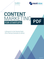 Growth Guide - Content for Startups NextView Ventures