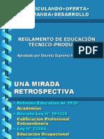 Presentación Reglamento Ed Tco Productiva
