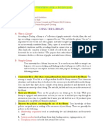 Topic One Notes in PDF