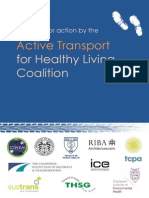Case for Action by the Active Transport for Healthy Living