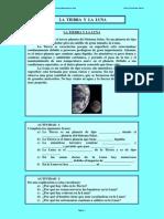 Tema 2 La Tierra y La Luna