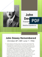 john dewey project 1 by christine blevins