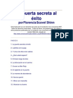 LA PUERTA SECRETA ALEXITO by Florence Scovel Shin-SP