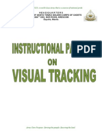 Visual Tracking DONE