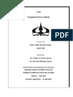 perifer nerve block