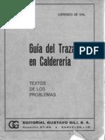 Guia Del Trazador en Caldereria Textos de Los Problemas